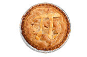 Baked Pi On Pie