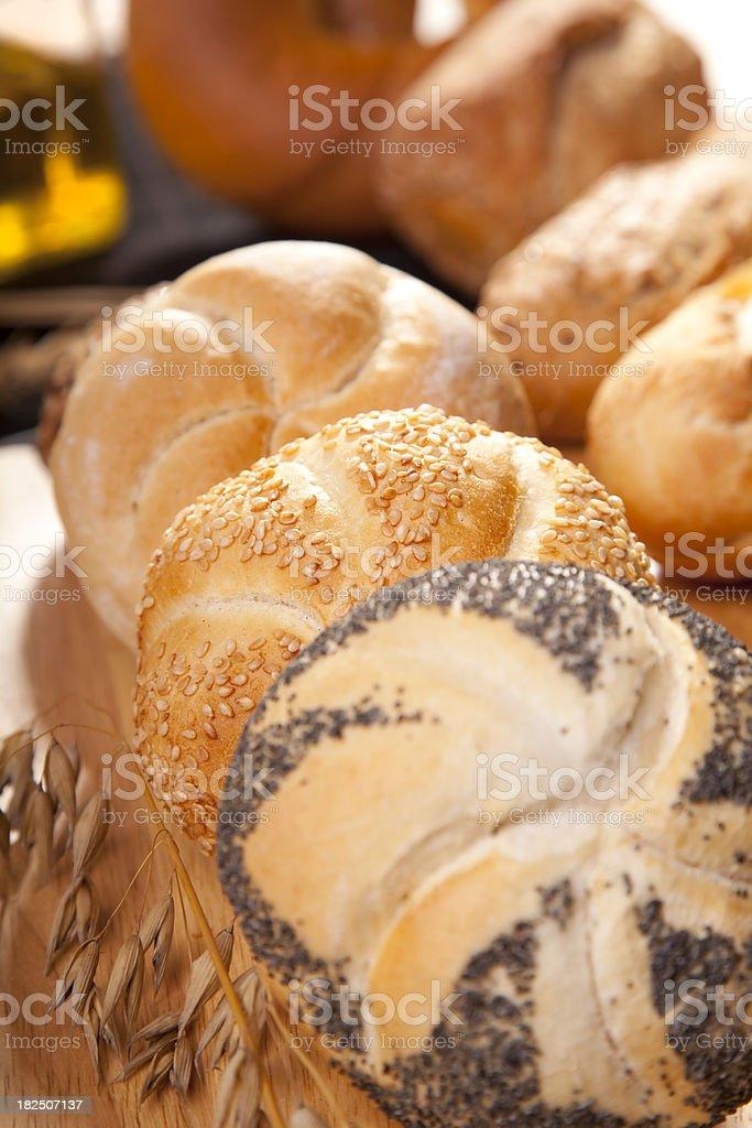baker's goods royalty-free stock photo