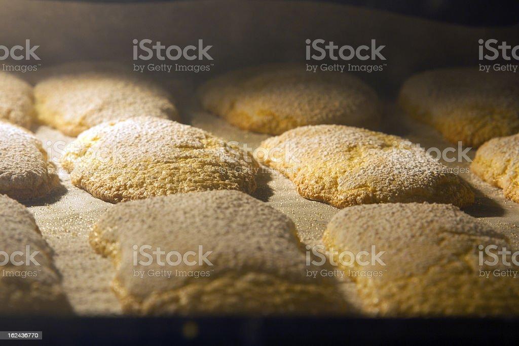 Bakery background royalty-free stock photo