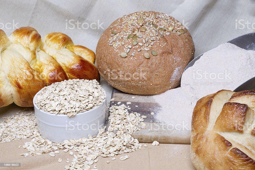 Bakery Goods royalty-free stock photo