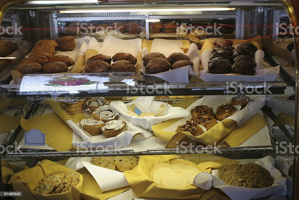 Bakery Goods stock photo