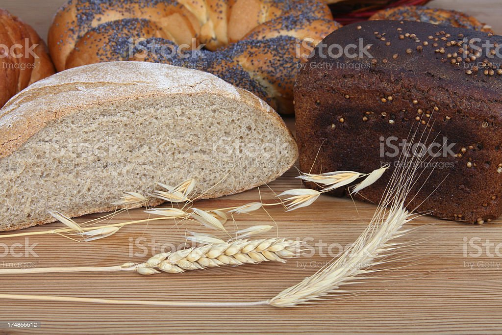 Bakery royalty-free stock photo
