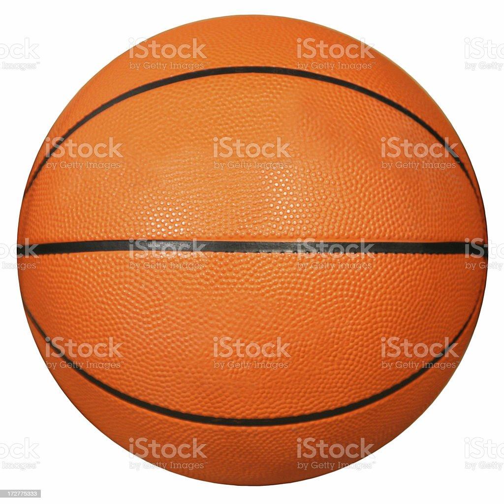 Baketball 1 stock photo