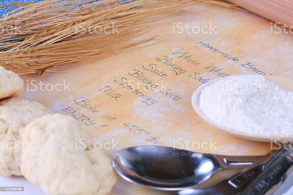 Baking concept royalty-free stock photo