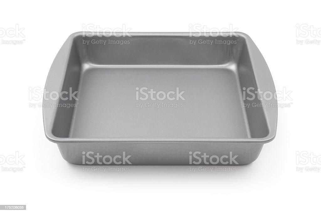 Baking Pan stock photo