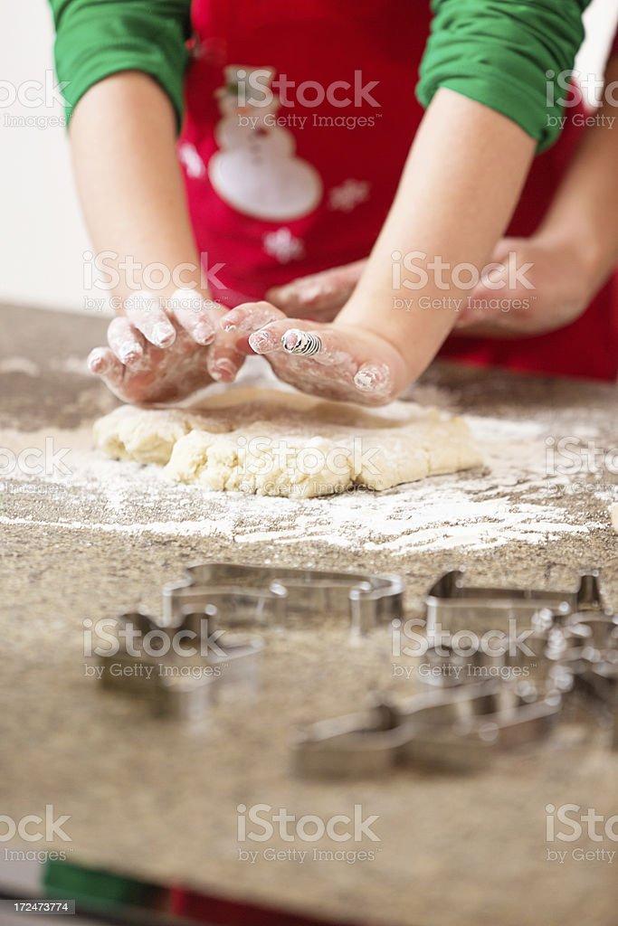 Baking royalty-free stock photo