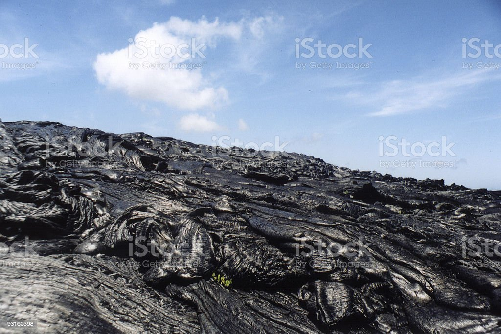 Baking Rocks stock photo