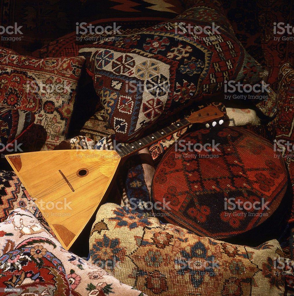 balalaika stock photo
