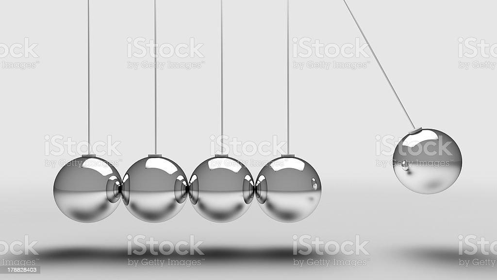 Balance Balls stock photo