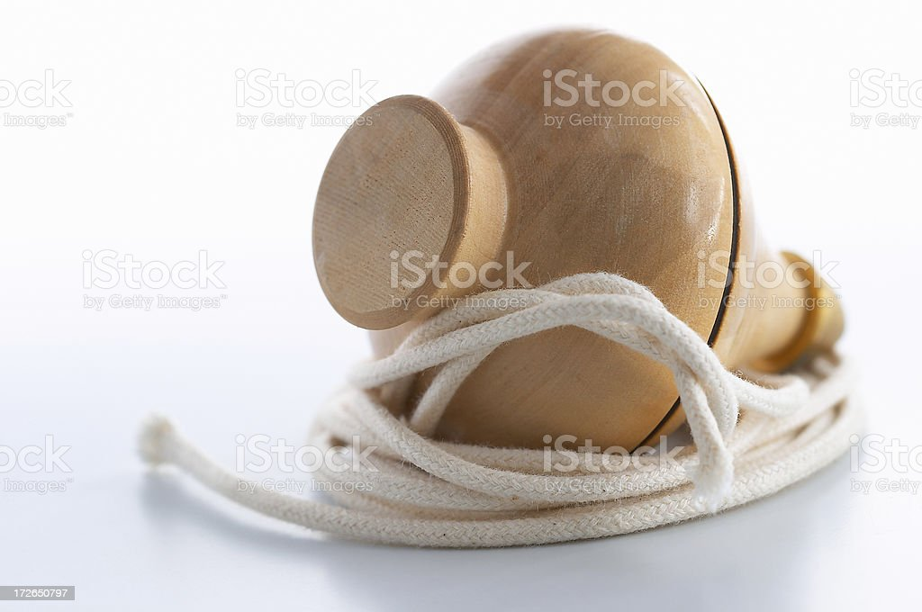 Balance Business, Spinning tops royalty-free stock photo
