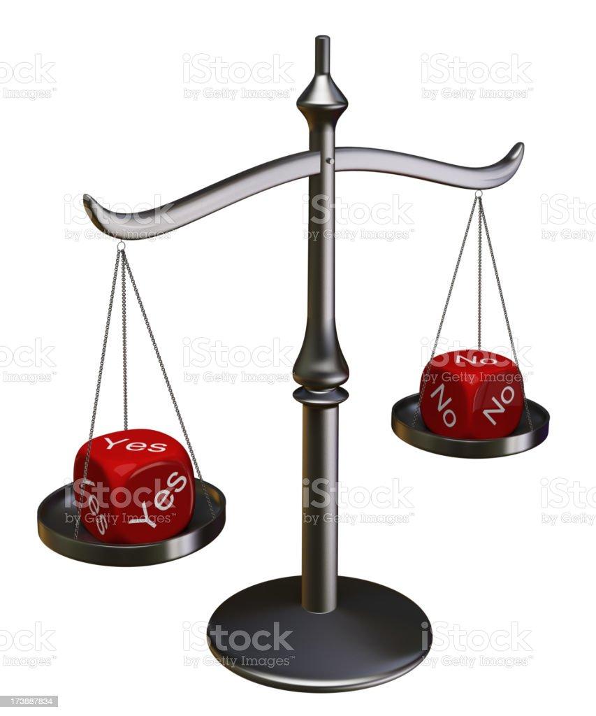 Balance Concepts royalty-free stock photo