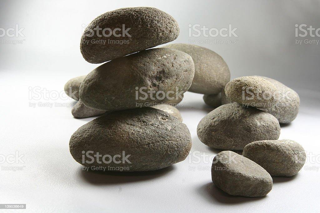 Balance royalty-free stock photo