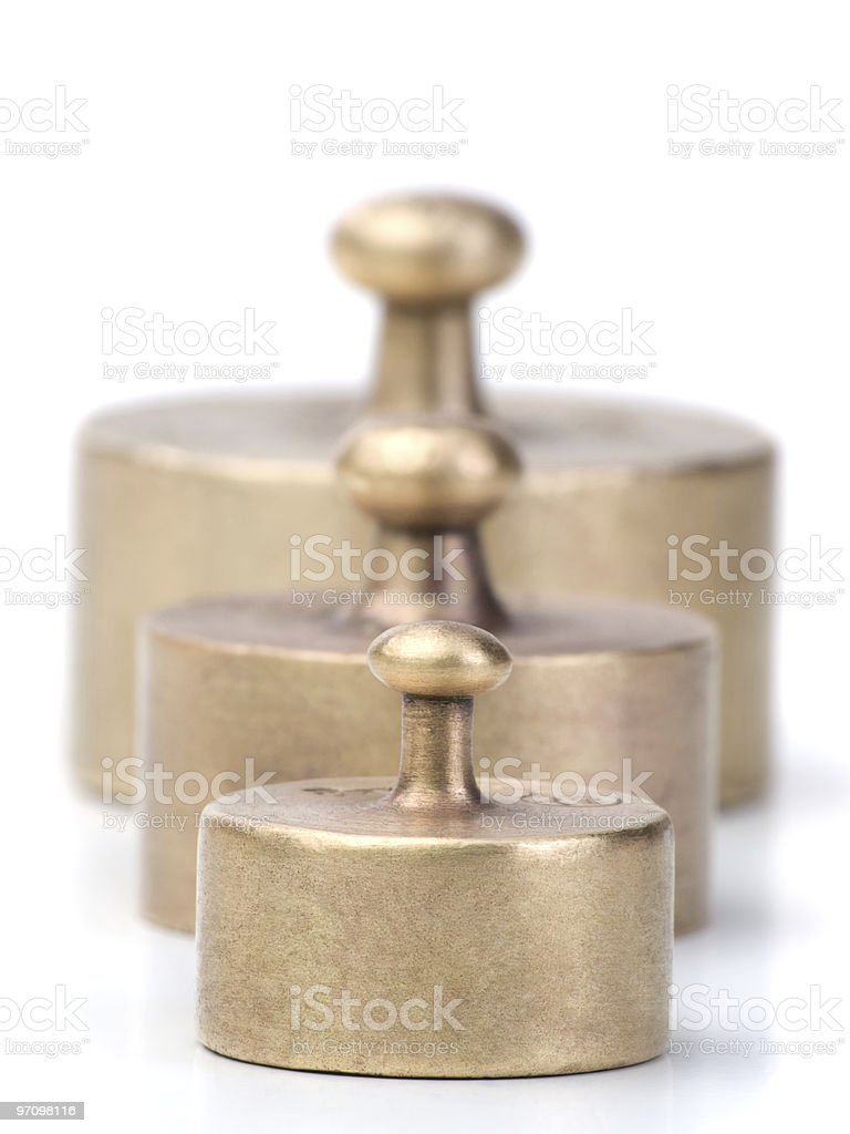 balance scale weights royalty-free stock photo