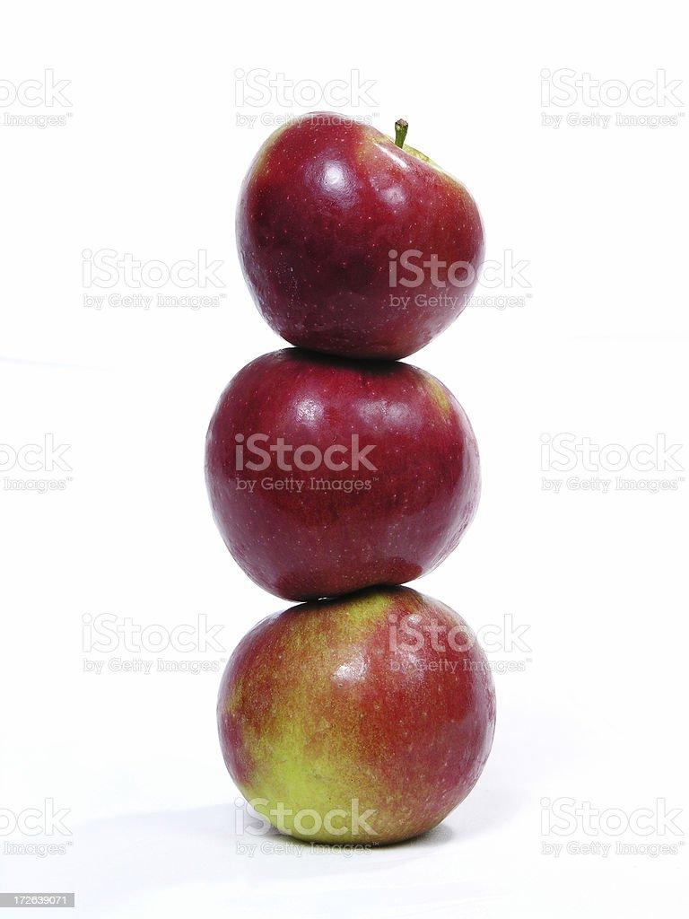 Balanced Health royalty-free stock photo