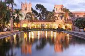 Balboa Park Architecture - San Diego