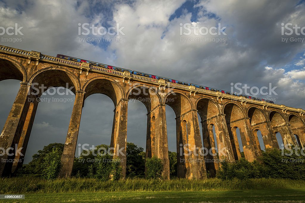 Balcombe Ouse Valley Viaduct stock photo