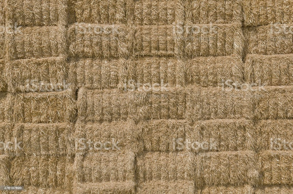 bale stack texture royalty-free stock photo