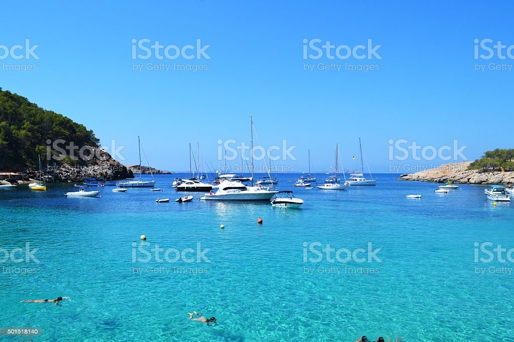 Isole Baleari stock photo