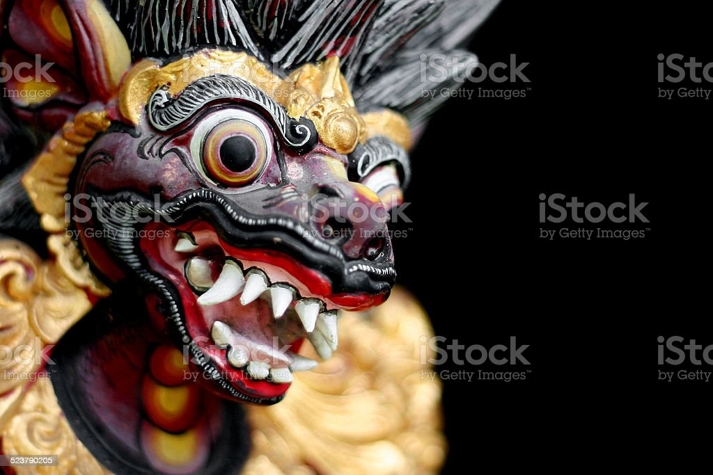 Bali god stock photo