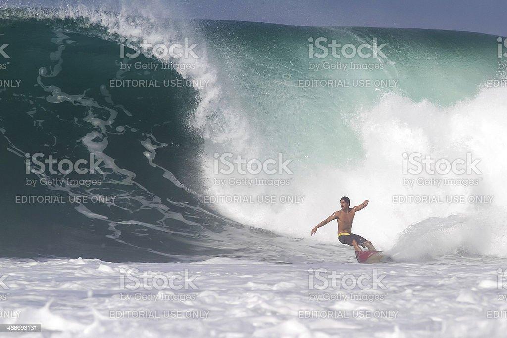Bali, Indonesia - Jun. 2013 stock photo