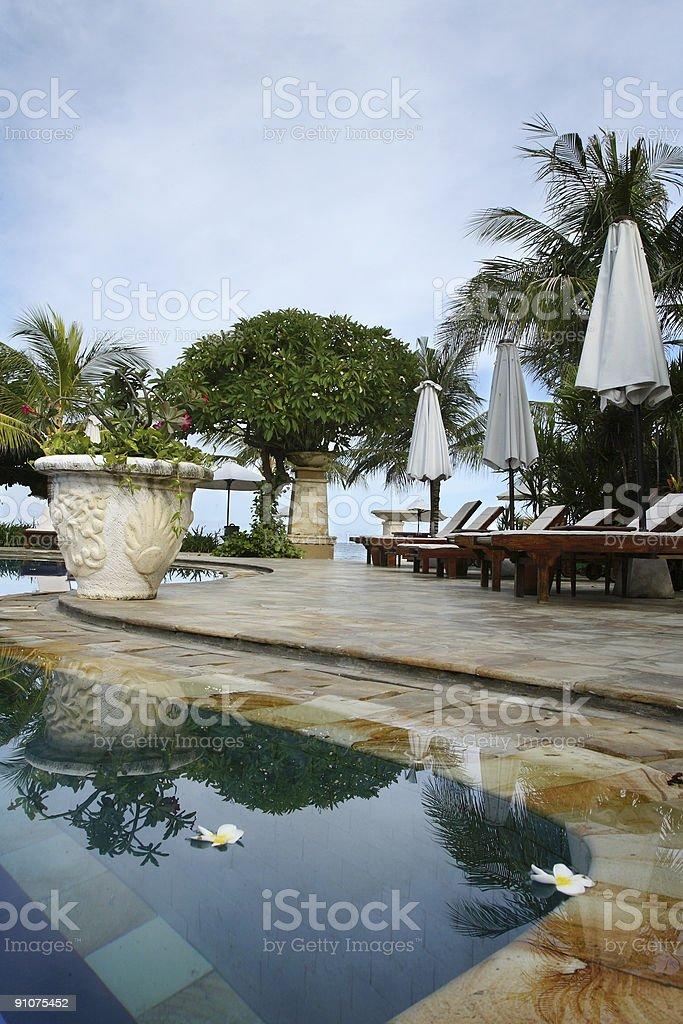 Bali stock photo