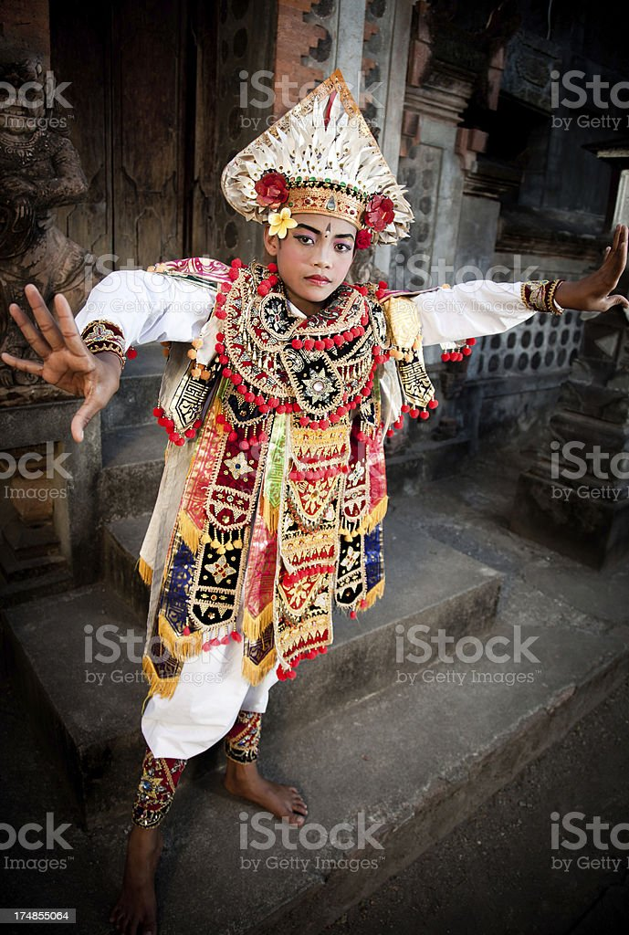 Balinese Culture royalty-free stock photo