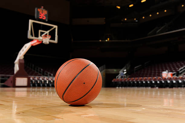 Basketball court pictures images and stock photos istock for Build your own basketball court