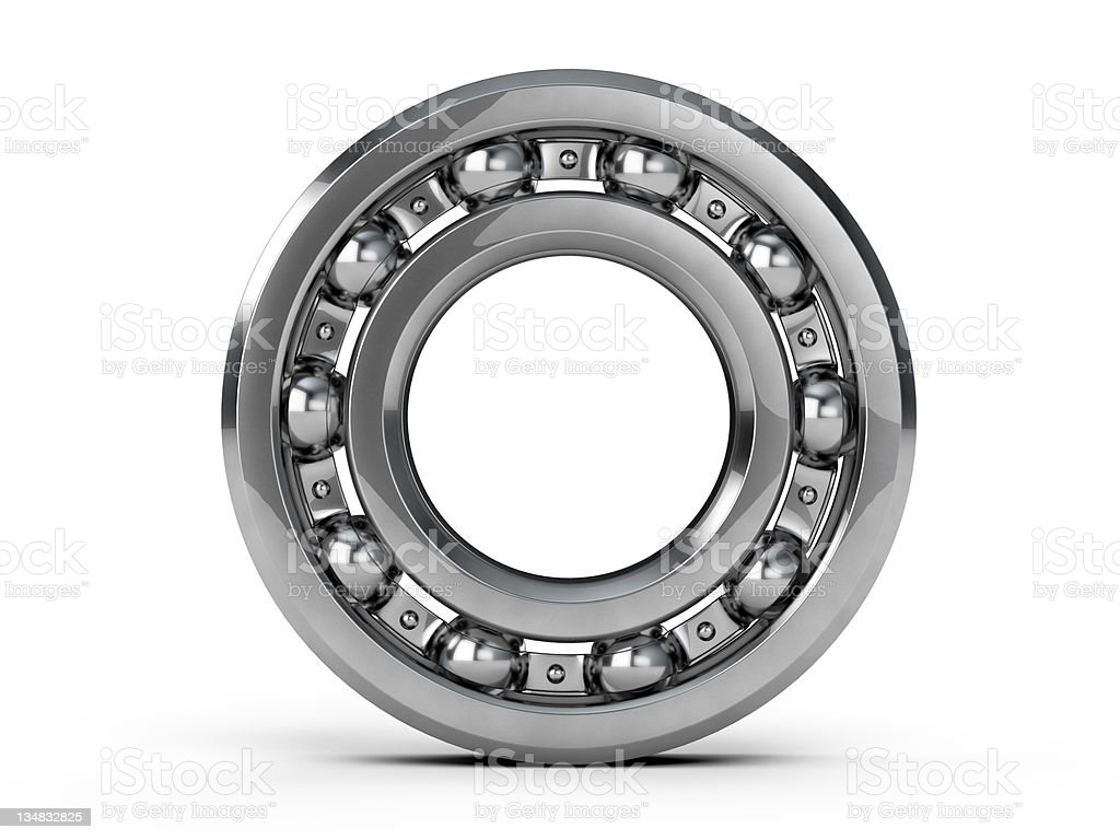 Ball bearing royalty-free stock photo