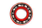 Ball bearing red