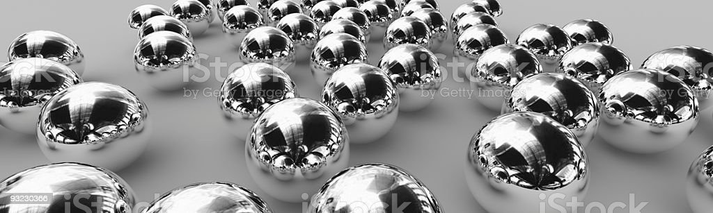 Ball Bearings royalty-free stock photo