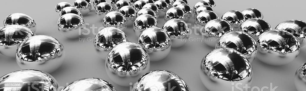 Ball Bearings stock photo