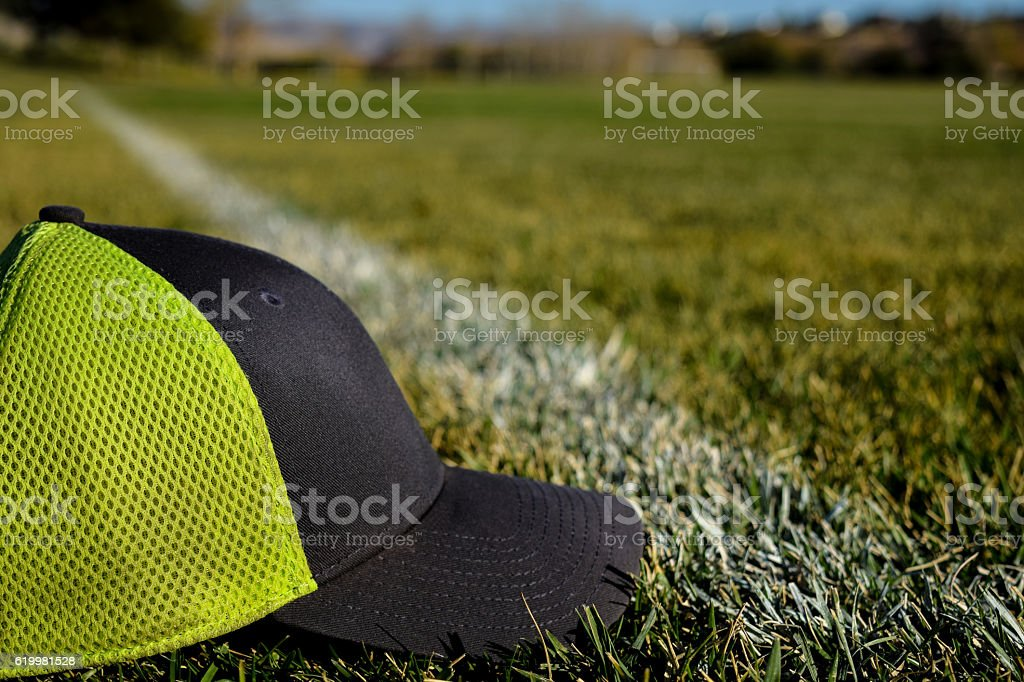 Ball Cap stock photo
