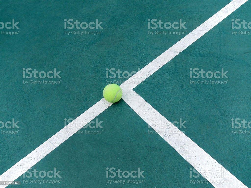 Ball in stock photo
