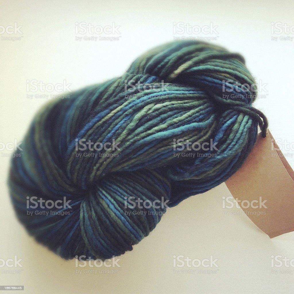 Ball of Yarn stock photo