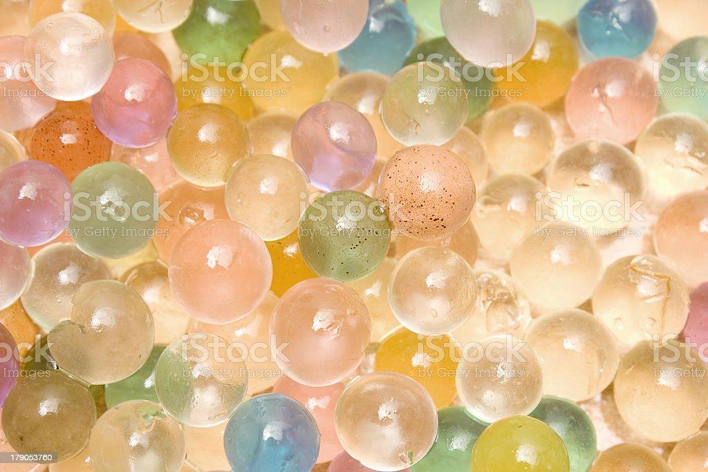 Ball Pattern royalty-free stock photo