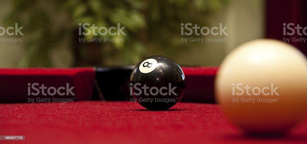 8 Ball stock photo