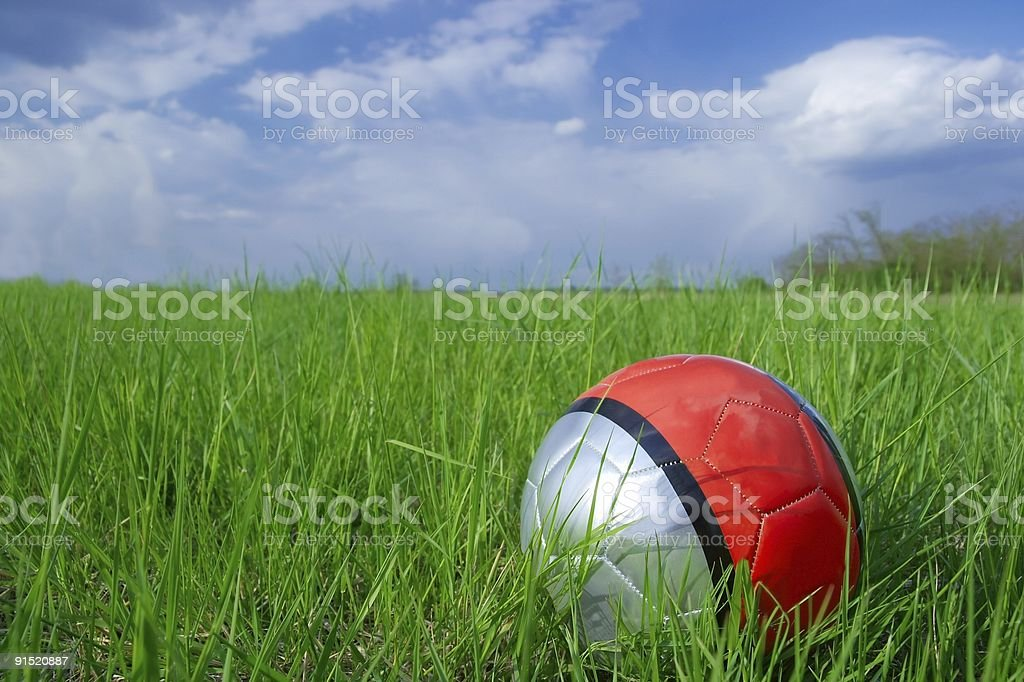 Ball royalty-free stock photo
