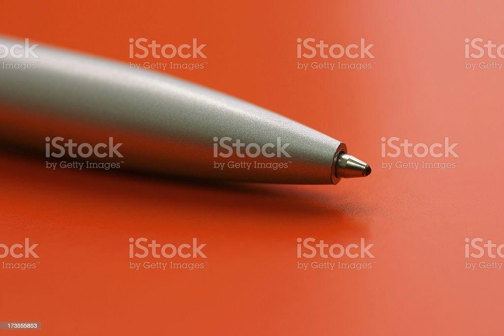 Ball Point Pen royalty-free stock photo