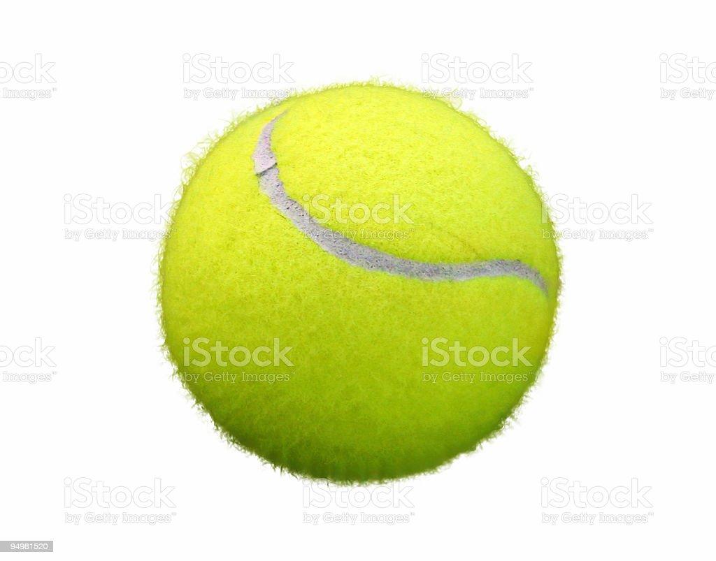 ball tennis royalty-free stock photo
