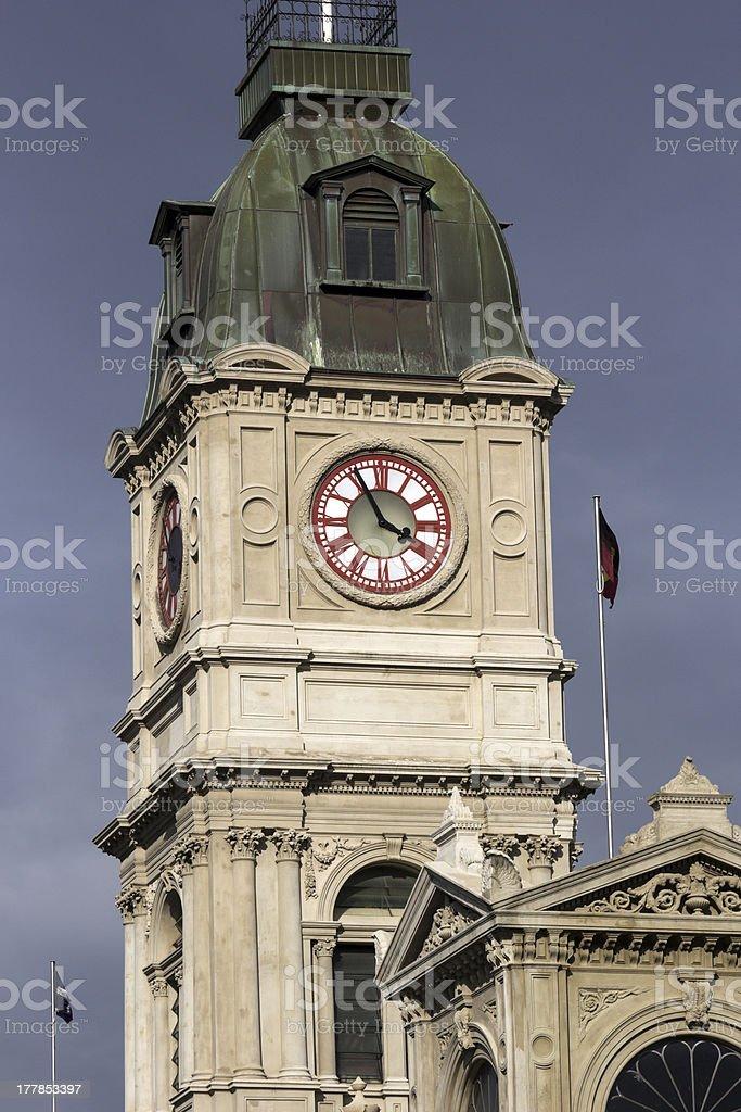 Ballarat historic architecture royalty-free stock photo