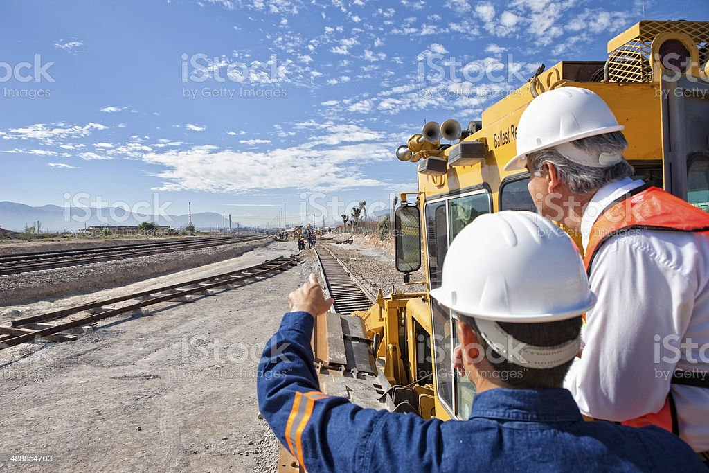 Ballast Regulator stock photo