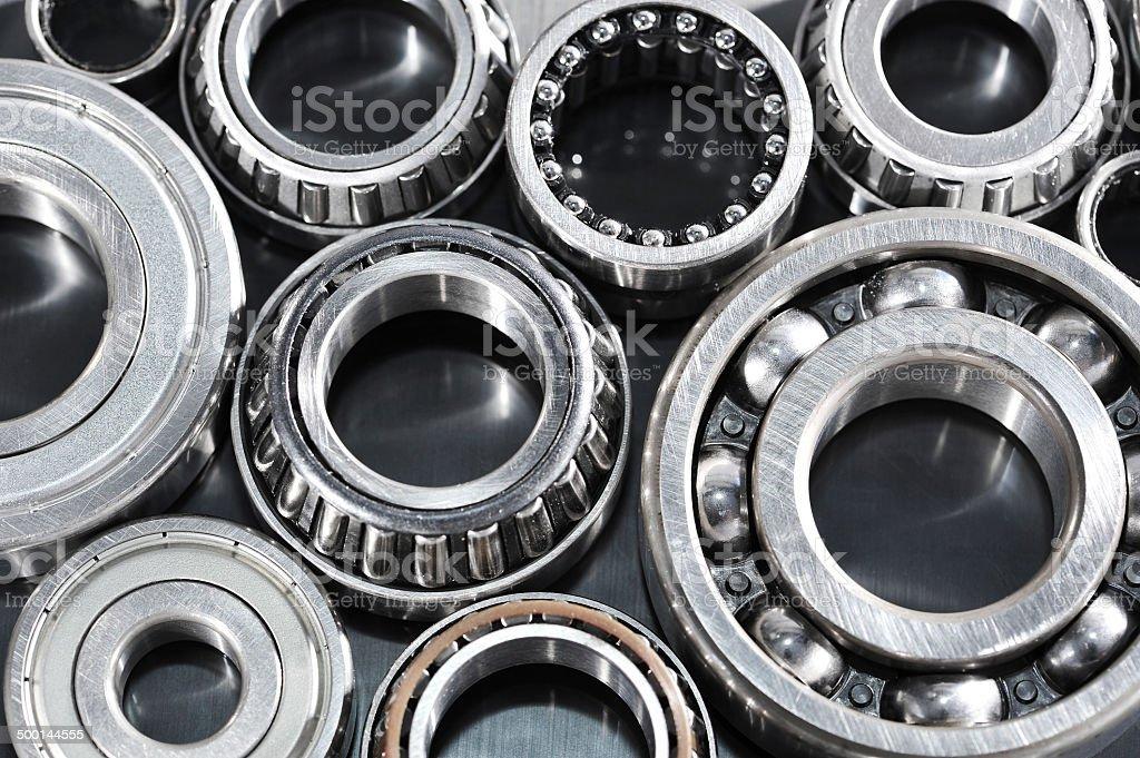 ball-bearings stock photo
