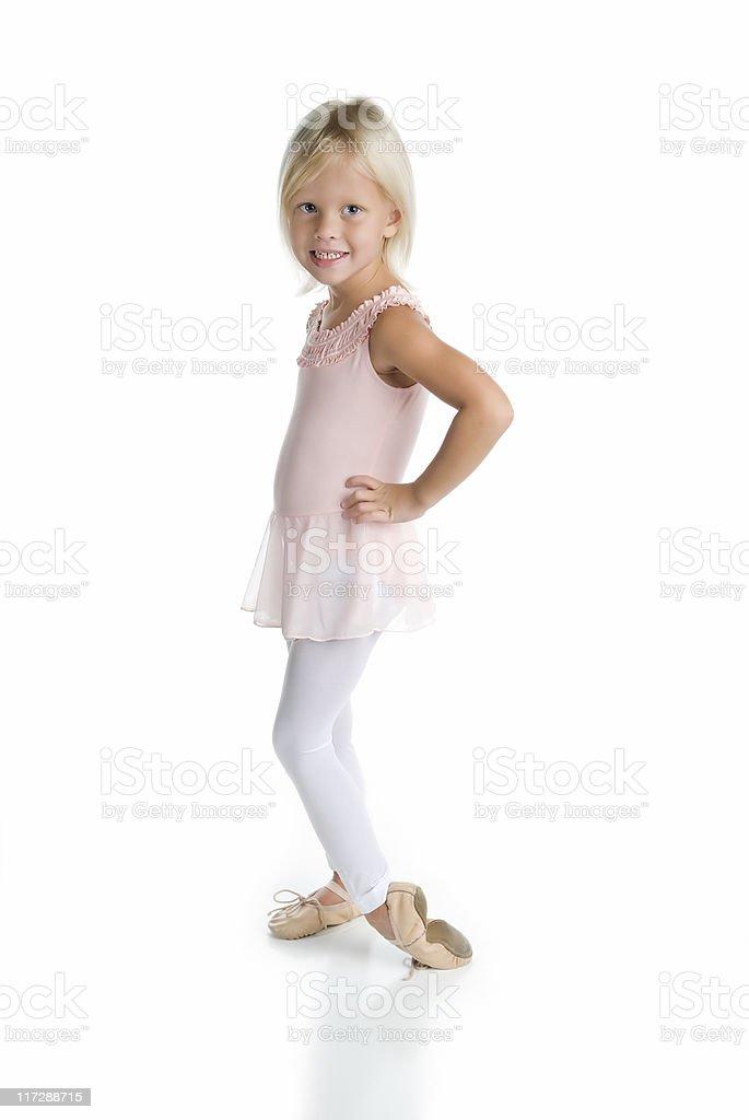 Ballerina Lizenzfreies stock-foto