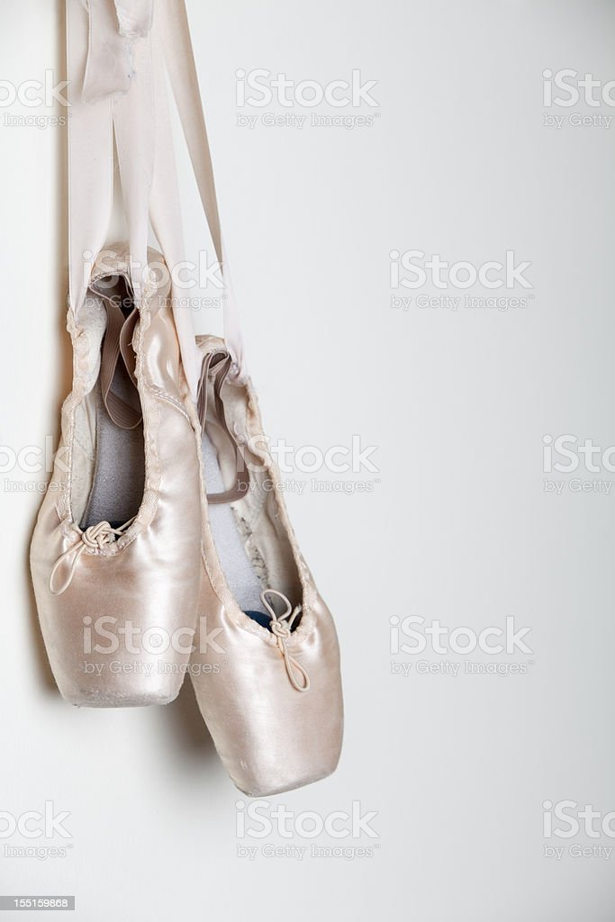 Ballet concept royalty-free stock photo
