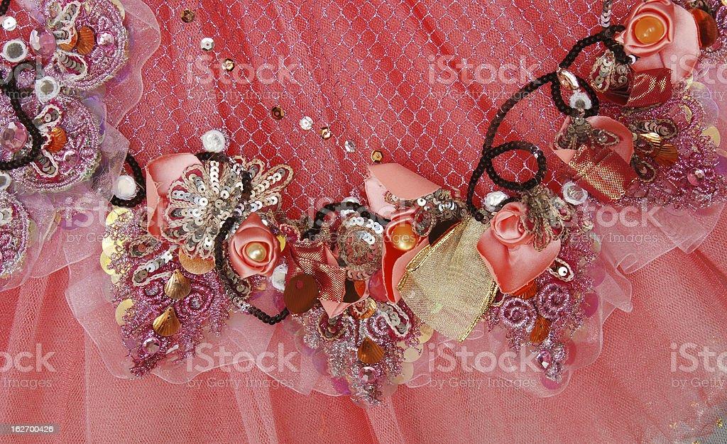 ballet dress royalty-free stock photo