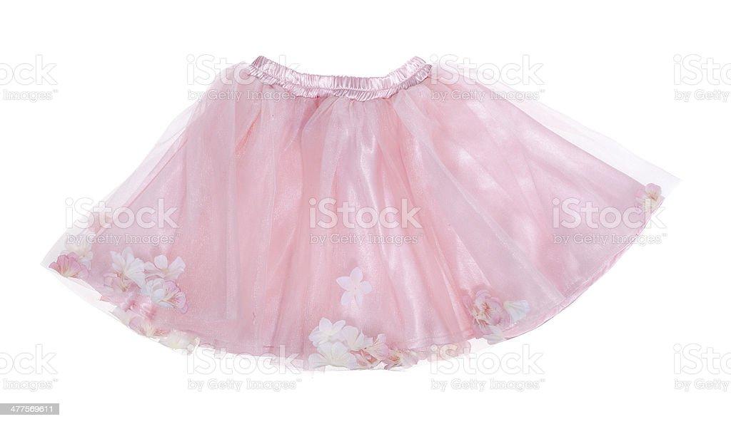 Ballet Dress stock photo
