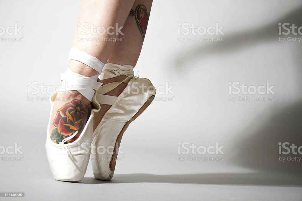ballett stock photo