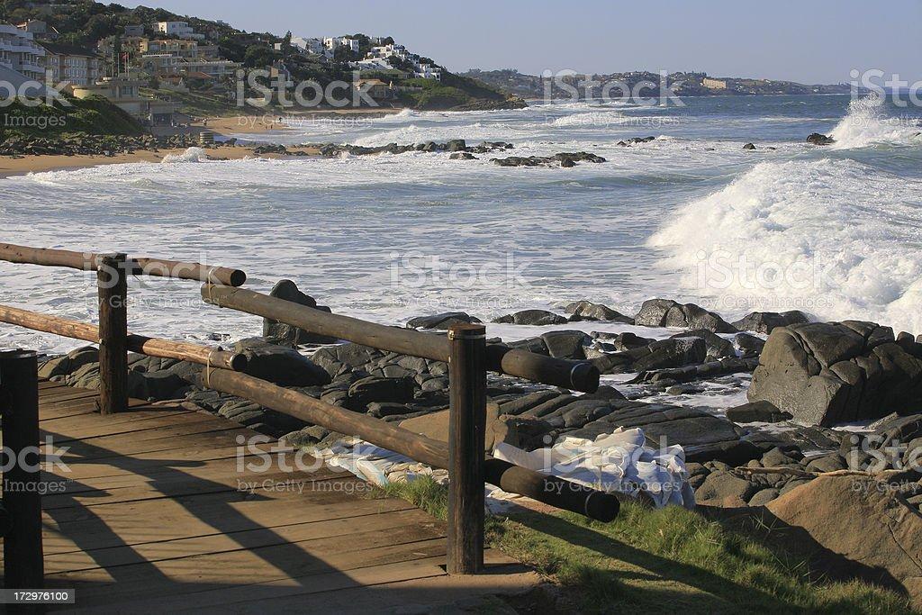 Ballito Bay South Africa royalty-free stock photo