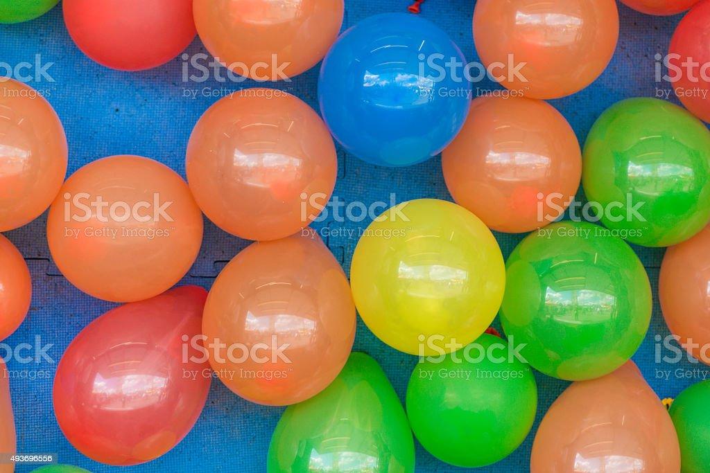 Ballon Game stock photo