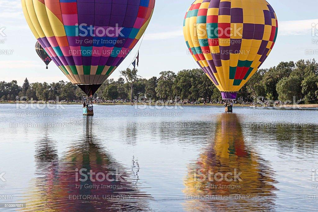 Balloon Classic stock photo